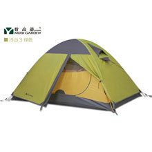 Mobi Garden 牧高笛 冷山3 三季 帐篷 三人