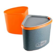 GSI  77162 77167 77163 户外餐具 Gourmet Nesting Mug Bowl