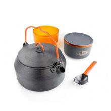 GSI  50163 超轻茶壶套装(含碗叉勺)
