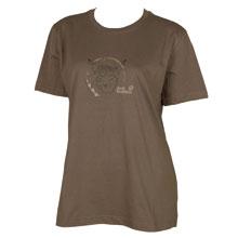 JackWolfskin 狼爪 5002031 WOLF T 女款 T恤