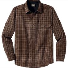 JackWolfskin 狼爪 1400641 LODGEPOLE SHIRT MEN  男款 衬衫