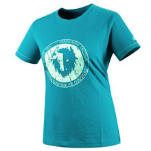 BLACK YAK 布来亚克 1TS99-SAW048 女款 短袖 圆领 T恤