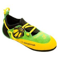 LA SPORTIVA  802 儿童 攀岩鞋 STICKIT GREEN