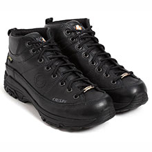 CRISPI  A WAY GTX LEATHER 中帮 军靴 情侣款