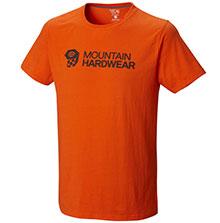 Mountain Hardwear  OM5817 男款 速干棉 休闲 T恤