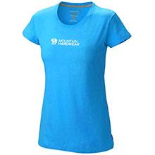 Mountain Hardwear  OL6059 女款 休闲 棉T恤