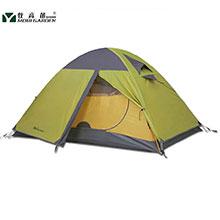 Mobi Garden 牧高笛 冷山2 露营 帐篷 两人 三季