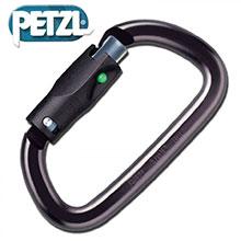 PETZL  M34A BL 自动 主锁 Am'D