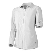 Mountain Hardwear  OL3396 女款 长袖 衬衫