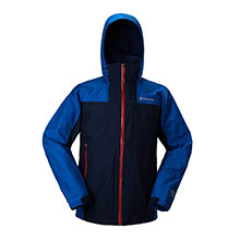 Columbia 哥伦比亚 PM7788 男款 三合一 冲锋衣