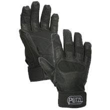 PETZL  K53 CORDEX PLUS 加强型 岩降 速降 攀登 j救援 保护 手套