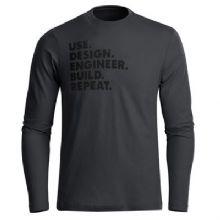 BlackDiamond 黑钻 A26V 长袖 T恤 男款 U.D.E.B. L S Stacked
