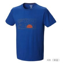 Mountain Hardwear  OM5820 纯棉 T恤 男款