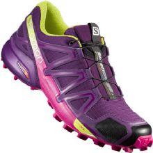 Salomon 萨洛蒙 SPEEDCROSS 4 越野 跑鞋 女款
