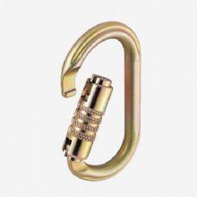 PETZL  M72 TL 自动 钢锁 O型 丝扣 OXAN