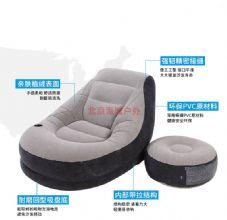 INTEX  68564 充气沙发单人沙发+脚凳