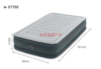 INTEX  67770、67766 INTEX 线拉双层充气床垫